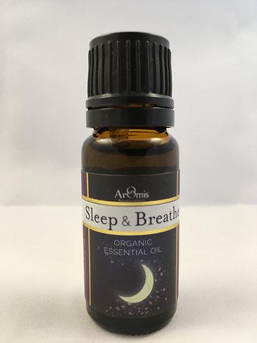 Sleep & Breathe blend 10ml Certified Organic