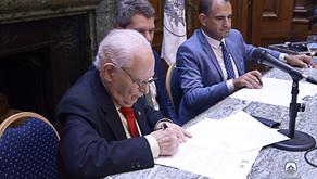 Acuerdo de colaboración FEDESPA- FEDITALIA