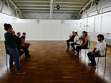 Masterclass Teatrale Shakespeare's Puglia