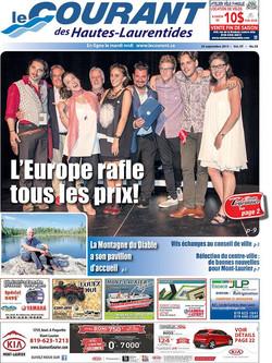 I Nuovi Scalzi al Festival Internazionale di Mont Laurier