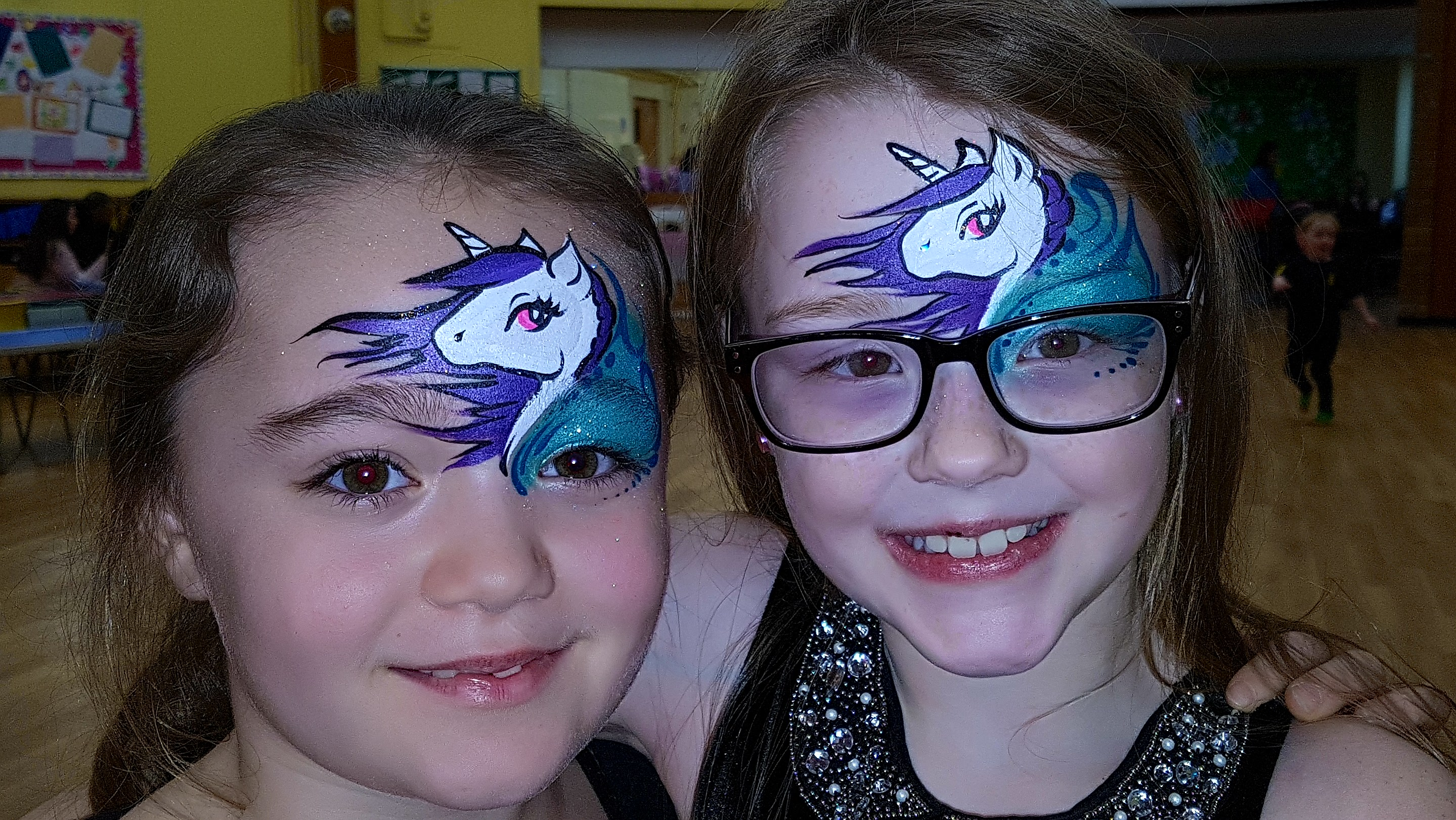double unicorn