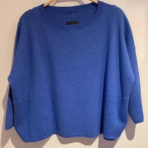 Pullover Kastenform