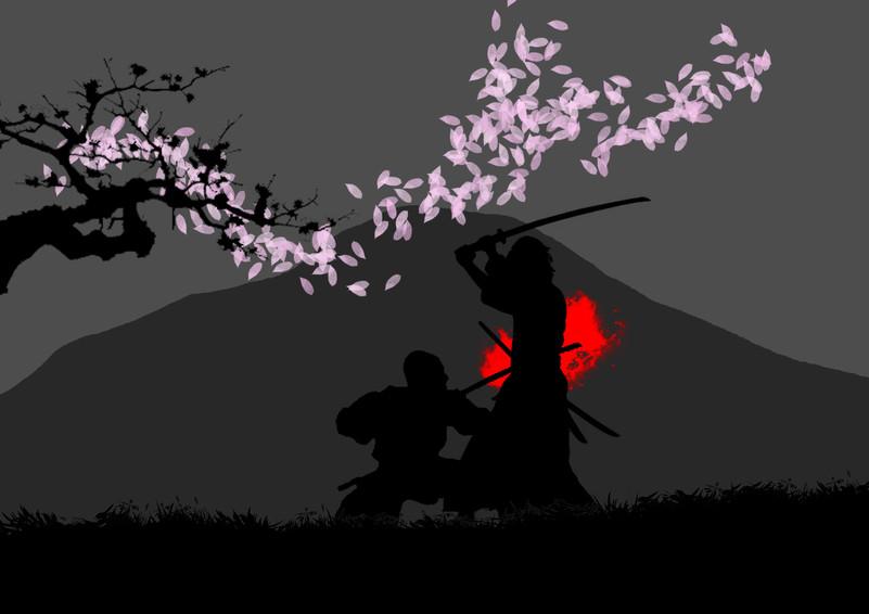 Fondo Samurais