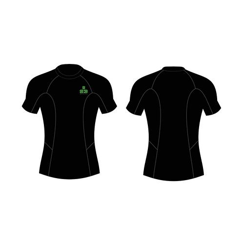 S3 Half Sleeve Compression Shirt