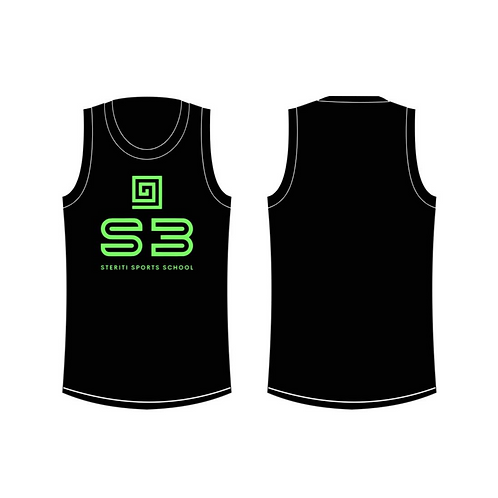 S3 Sleeveless Compression Shirt