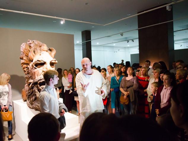 Спектакль-экскурсия театра МХАТик «Семь с половиной женщин дона Стефано»