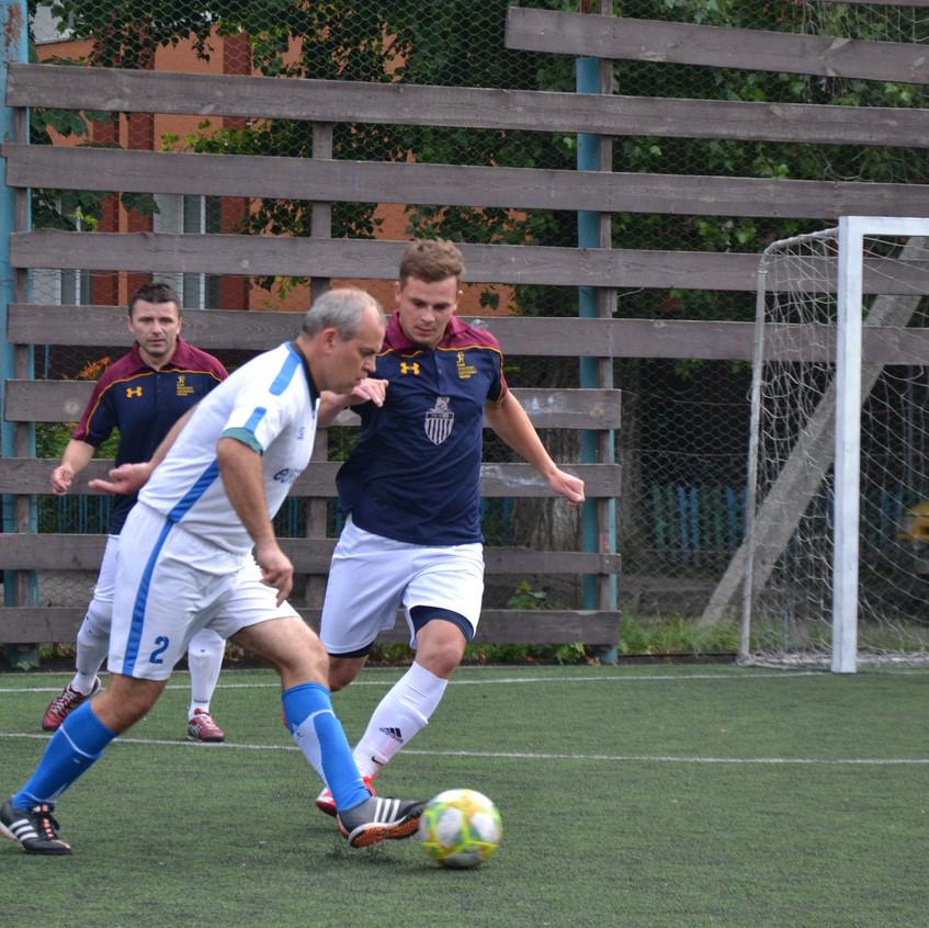 Міні-футбол 5-й тур