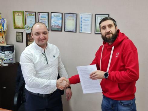 Співпраця Хмельницької ДЮСШ № 1  із  виробниками спортивної екіпіровки у 2021 році продовжується
