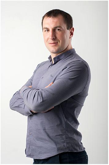 Віталій Худецький - директор Ярмарку спорту