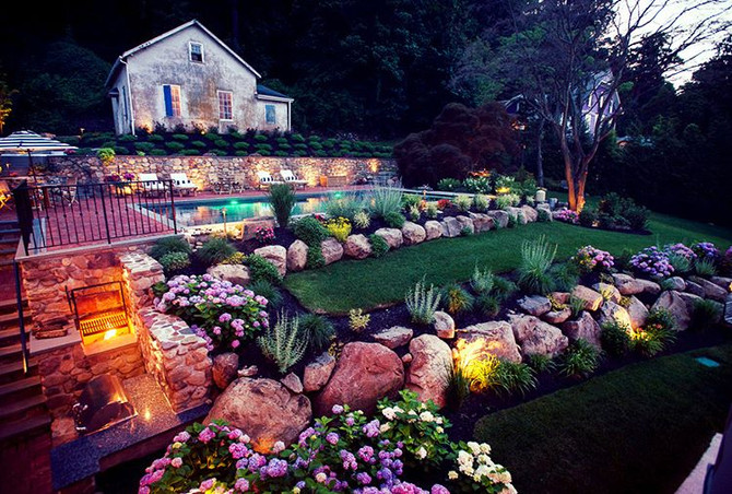 Home lovers call Steve Griggs Landscape Design to transform their property