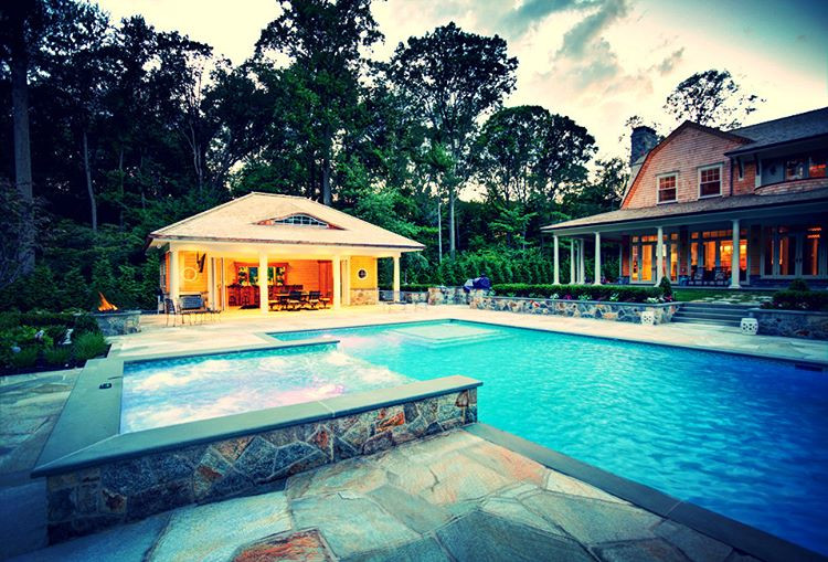 Steve Griggs Design | Building the Perfect Pool House