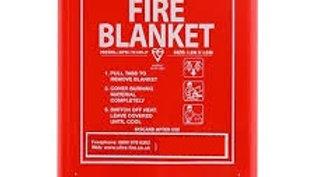 Fire Blanket, Size: 1x2 m