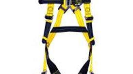 Double Rope Scaffolding Hook Full Body Harness