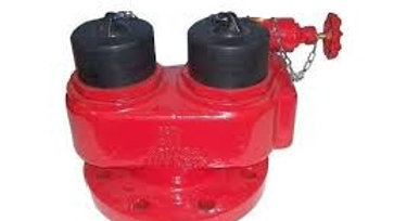 Two Way Fire Brigade Connection