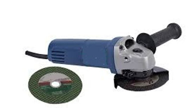 4 Inch 670W Angle Grinder