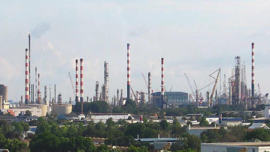 تدقيق الطاقة في الصناعة