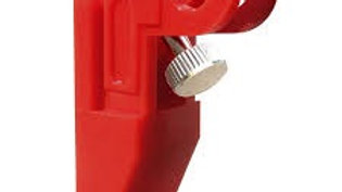 Miniature Circuit Breaker lockout-with Foldable Screw (Pack of 5)