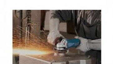 125mm 1800W Professional Angle Grinder
