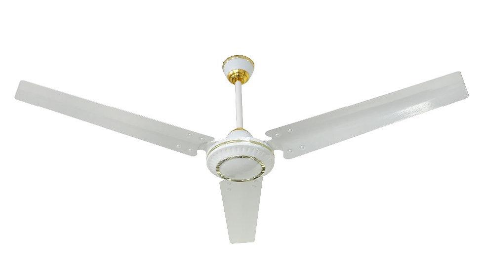 Солнечный потолочный вентилятор