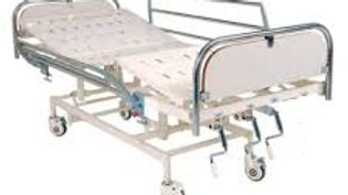 Mechanically ICU Bed with ABS Panel