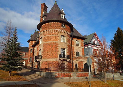 The Historic Clark Chateau; Photo by Kim Murphy Kohn