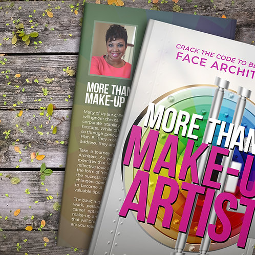 More Than A Make-Up Artist: Crack The Code To Become A Face Architect
