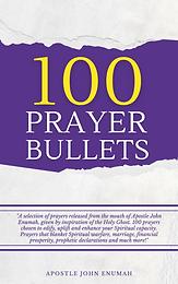 100 Prayer Bullets