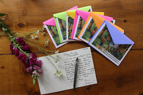 Boxed Set of 6 Notecards