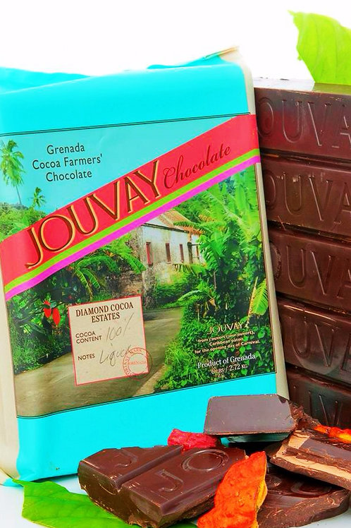Block Couverture - 75% cocoa with a high cocoa butter content - 2 or 6 pounds