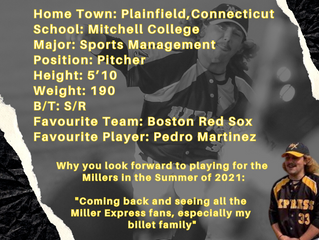 Miller Express Re-Sign Pitcher Jeff Nicolosi