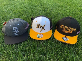 New Miller Express Hats and T-Shirt