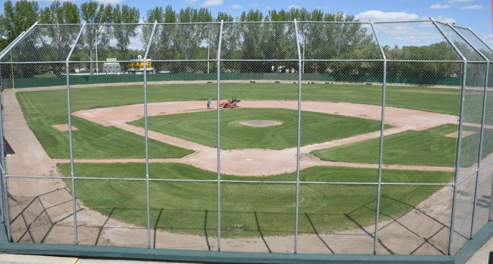 Ross Wells Park is expected to have a new and improved look to it for the 2021 Western Canadian Baseball League season.