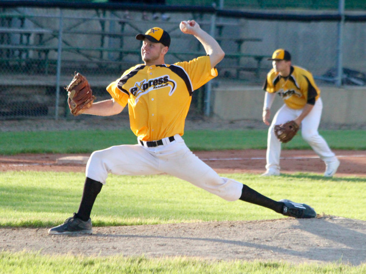 File photo: pitcher Grant Westmoreland (credit, Marc Smith)