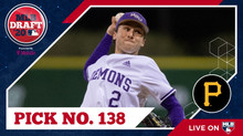 Former Miller Express pitcher Hofmann selected in MLB Draft