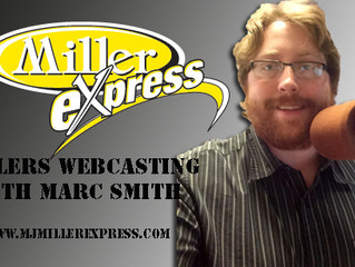 Millers Announce Webcasting Schedule