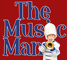 The Music Man backdrop rentals