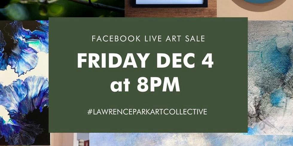LPAC LIVE ONLINE ART SHOW