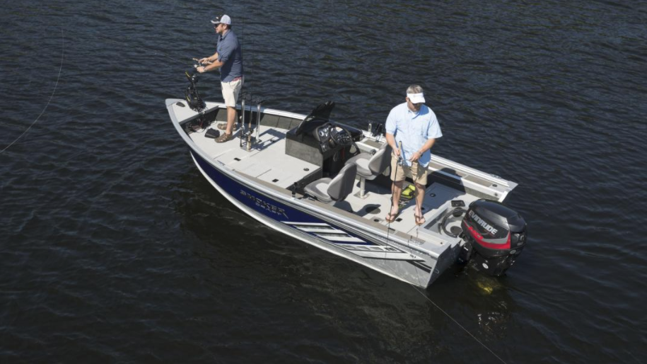 2019 Smoker Craft Pro Angler XL162