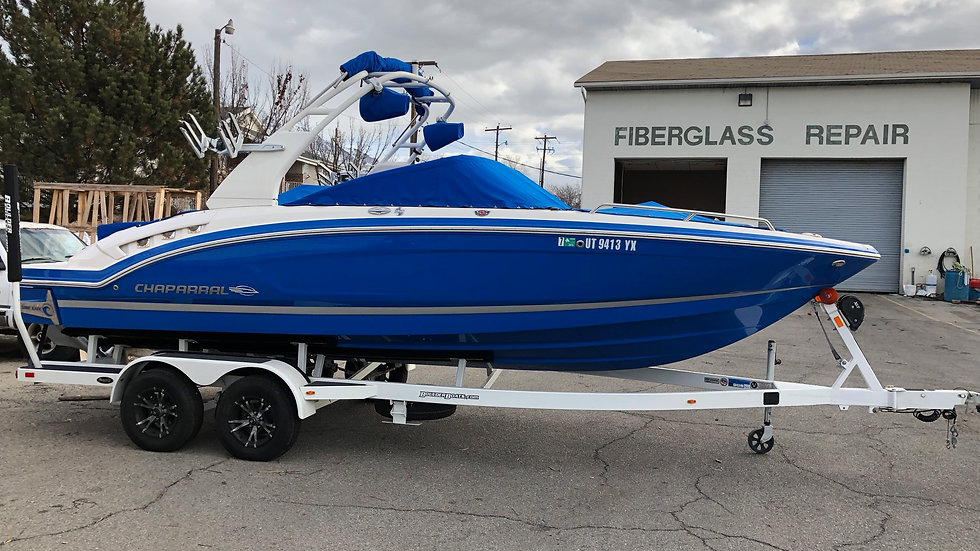 2017 Chaparral 227 SURF