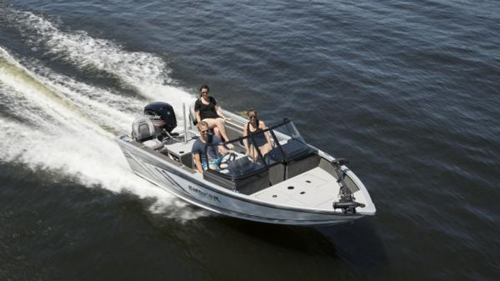 2018 Smoker Craft Ultima 182