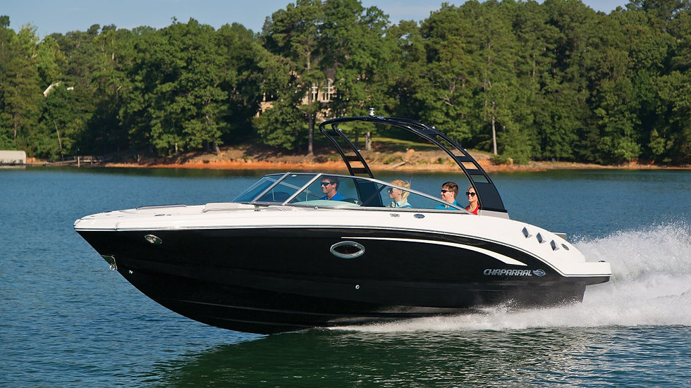 2019 Chaparral 246 SSi SURF Gray