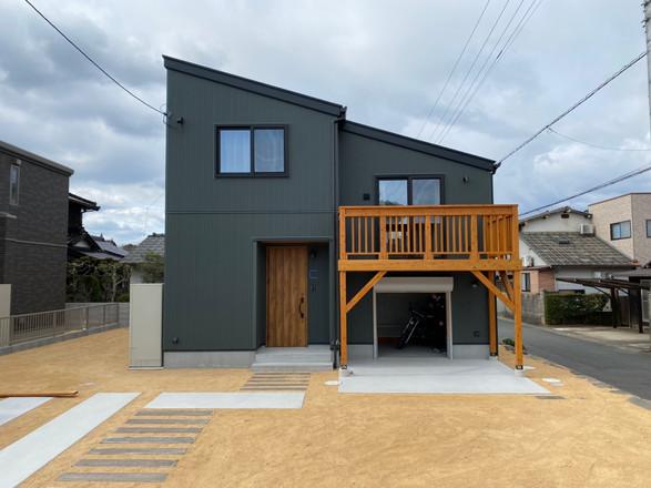 お客様の家 新築工事