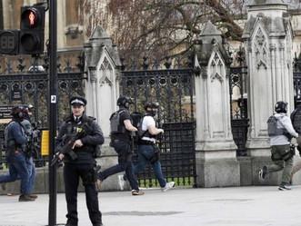 Westminster w obliczu ataku terrorystycznego