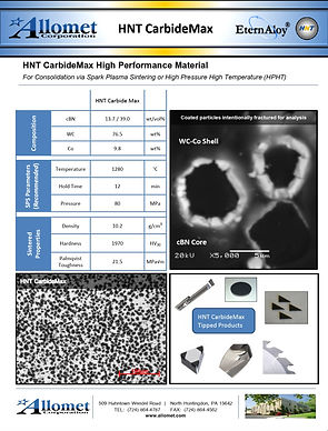 HNT CarbideMax