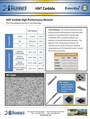 HNT Carbide