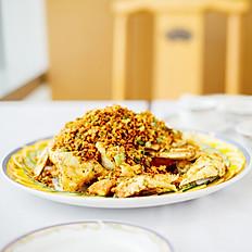 避风塘炒蟹/Spicy Salt & Chili Crab