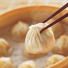 上海小笼包/Steamed Pork Dumplings Shanghai Style