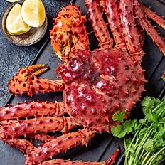 帝王蟹 (三食)/King Crab Three Courses