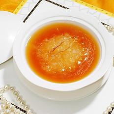 红烧官燕/Supreme Bird's Nest in Brown Sauce