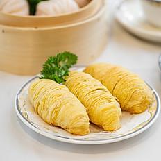 飘香榴莲酥/Baked Durian Pastry